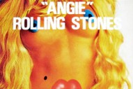 "The Number Ones: The Rolling Stones' ""Angie"""
