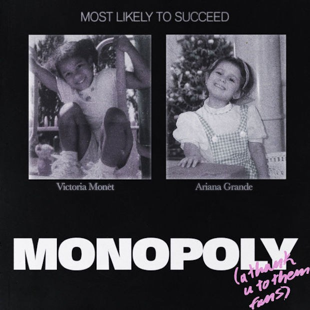 Ariana Grande Seemingly Comes Out as Bisexual in 'Monopoly'