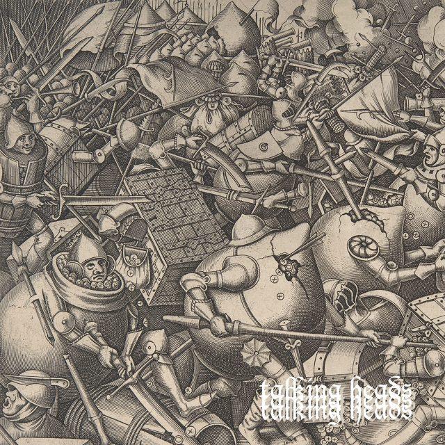Black-Midi-Talking-Heads-Single