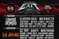 Fall Rock Fest Exit 111 Lines Up GN'R, Motocross, & Paranormal Cirque