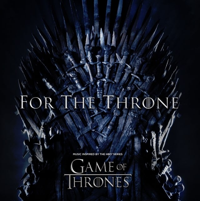 e18cb2a9c8c8 For The Throne': Stream The All-Star 'Game Of Thrones' Album - Stereogum
