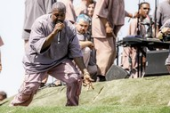 Watch Kanye West's Easter Sunday Service At Coachella