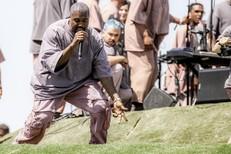 Kanye West Sunday Service @ Coachella