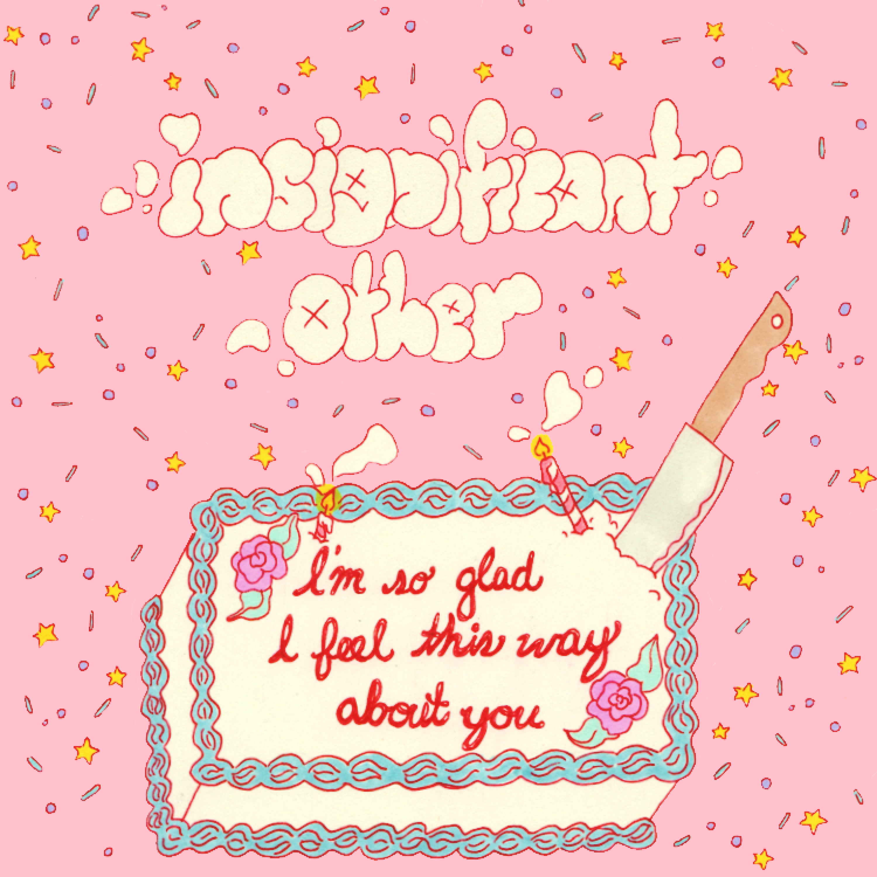 Insignificant Other Release Debut Album 'I'm So Glad I Feel This Way
