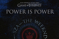 "SZA, The Weeknd, & Travis Scott – ""Power Is Power"""
