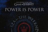 """SZA, The Weeknd, & Travis Scott – """"Power Is Power"""""""