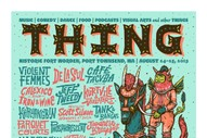 Sasquatch! Founder's THING Fest Has Bands, Podcasters, A <em>Napoleon Dynamite</em> Reunion, And A Live Reading Of <em>An Officer And A Gentleman</em>
