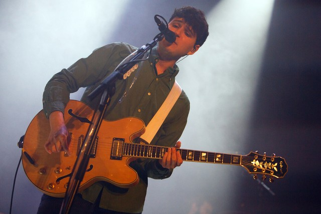 Vampire Weekend Performs At Islington Assembly Hall London