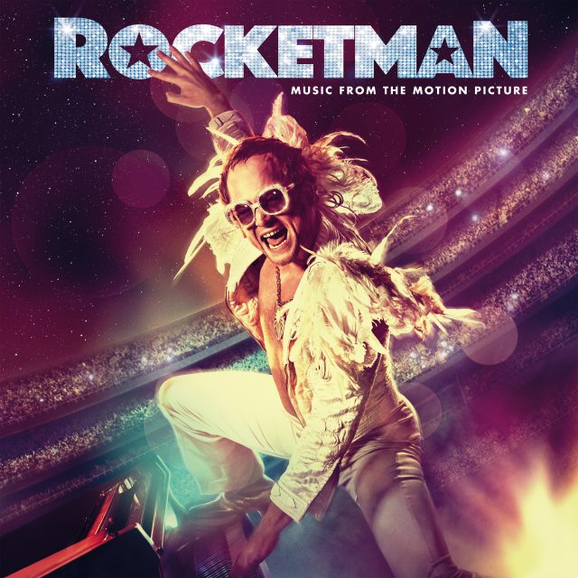Elton John, Taron Egerton release duet ahead of 'Rocketman' debut