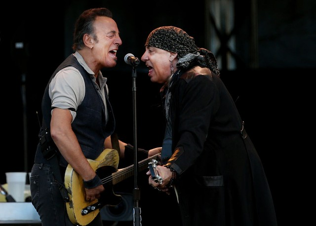 bruce springsteen already wrote a new e street band album to tour after western stars stereogum. Black Bedroom Furniture Sets. Home Design Ideas