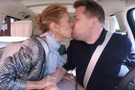 Watch Lovable Kook Céline Dion Do A Weirdly Charming Carpool Karaoke With James Corden