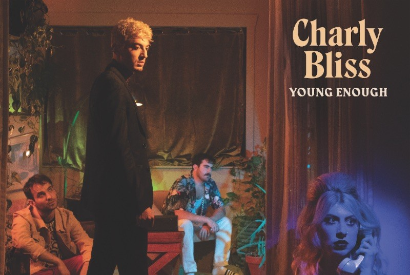 Charly Bliss 'Young Enough' Review: Melodic Intensity, Great