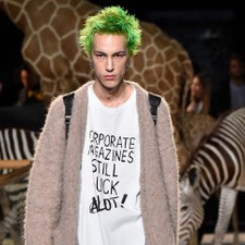 Kurt Cobain Shirt Becomes $550 Designer Tee