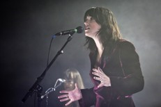 Sharon Van Etten Performs In Berlin
