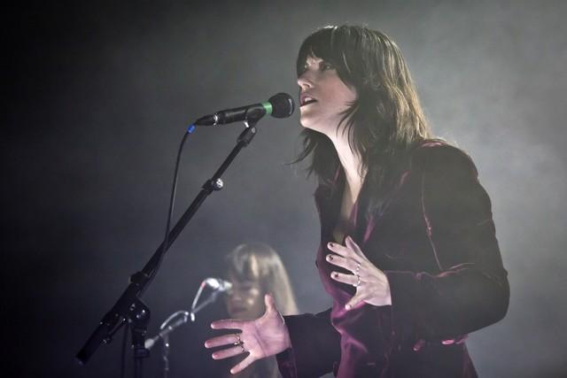 Sharon Van Etten Performs In Berlin
