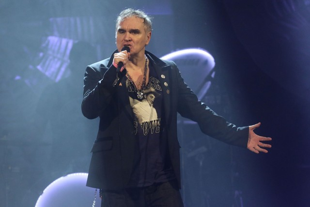 Morrissey Debuts On Broadway