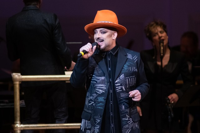 There's a Boy George biopic in the works at MGM