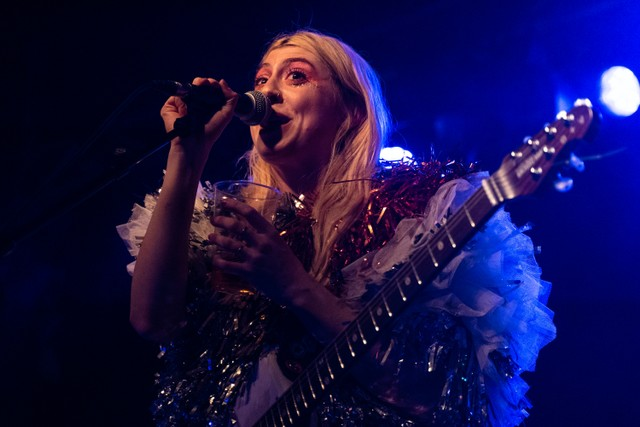 Charly Bliss Performs At The Garage London