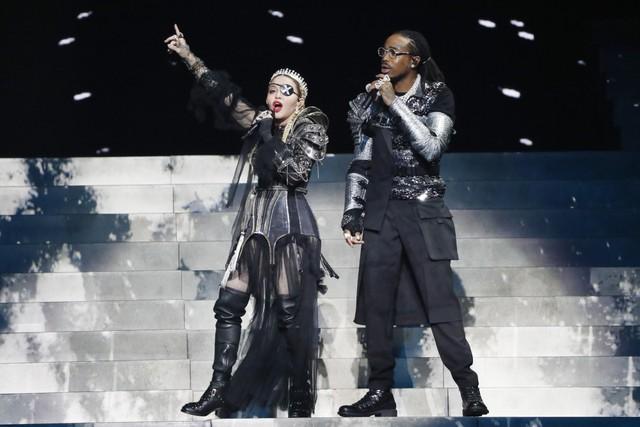 Eurovision Song Contest 2019 - Madonna
