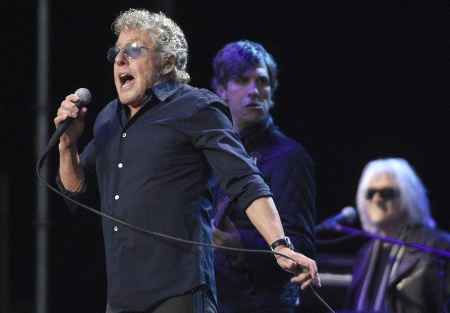 The Who's Roger Daltrey Curses Out Pot-Smoking Fans In NY, Again