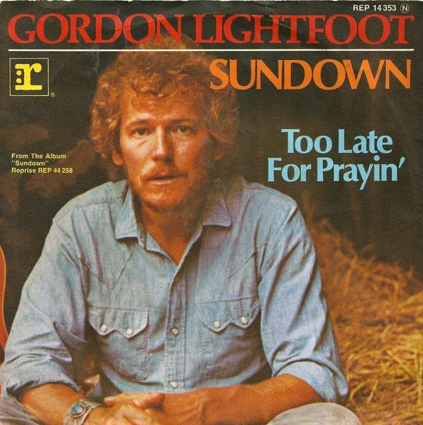 """The Number Ones: Gordon Lightfoot's """"Sundown"""" - Stereogum"""