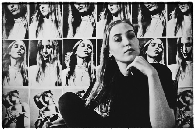 Hatchie x Lisa Businovski Photoshoot + Illustrations