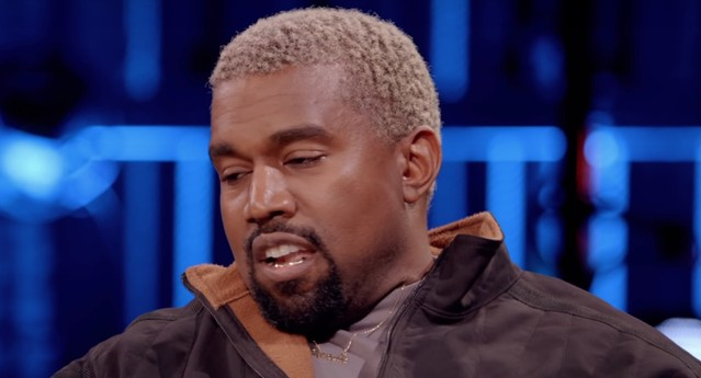 Kanye West To David Letterman: