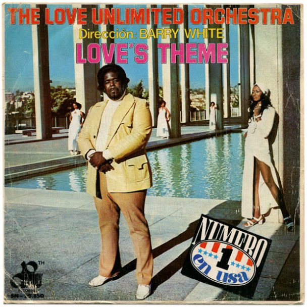 """The Number Ones: The Love Unlimited Orchestra's """"Love's Theme"""""""
