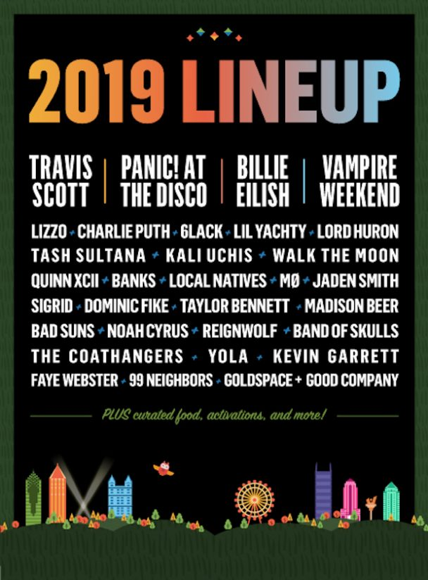 Music Midtown 2019 Lineup Stereogum