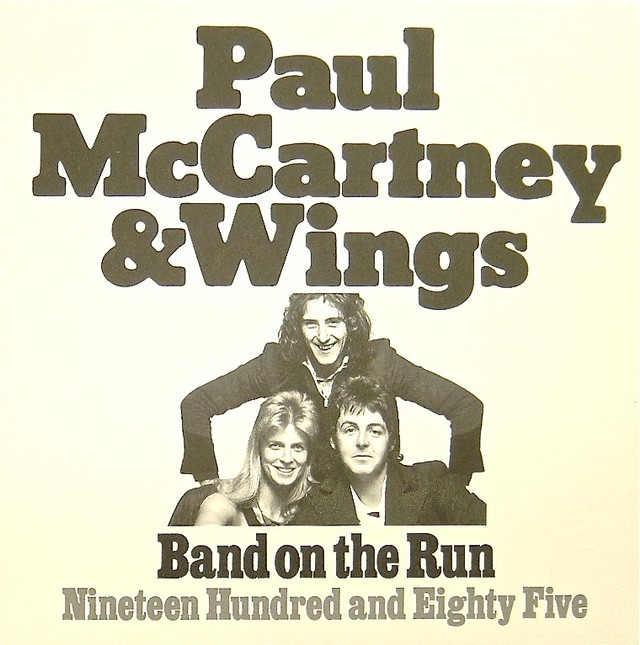 Image result for 1985 paul mccartney and wings single images