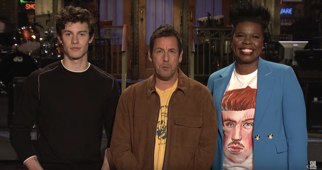 Adam Sandler Returns To 'SNL': Watch The Promos With Shawn Mendes