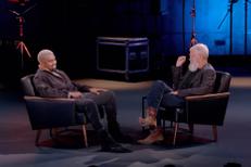 Kanye West & David Letterman