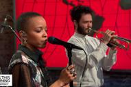 Watch Jamila Woods Play 3 Songs On <em>CBS This Morning</em>