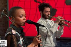 Jamila Woods on CBS