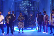 Watch DJ Khaled Perform With SZA, Lil Wayne, J Balvin, &#038; More On <em>SNL</em>