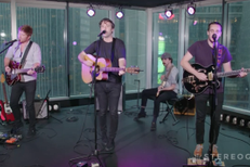 Watch Rolling Blackouts Coastal Fever's Stripped-Down Stereogum Session