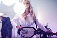 "Chromatics – ""Petals"" (Hole Cover)"