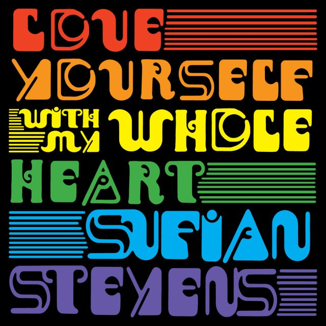 Sufjan Stevens shares new songs & gay pride t-shirt