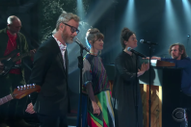 Watch The National Make A Quick Return To <i>Colbert</i> With &#8220;Rylan&#8221;