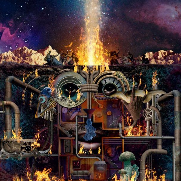 Premature Evaluation: Flying Lotus 'Flamagra'