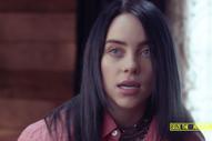 "Billie Eilish Talks Mental Health In ""Seize The Awkward"" PSA"