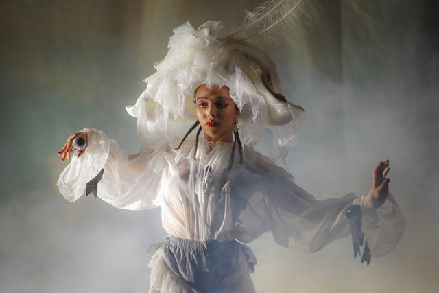 FKA Twigs Performs At Palace Theatre