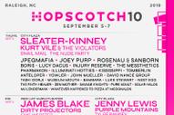 Hopscotch 2019 Lineup