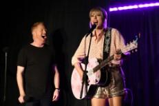 Jesse Tyler Ferguson & Taylor Swift