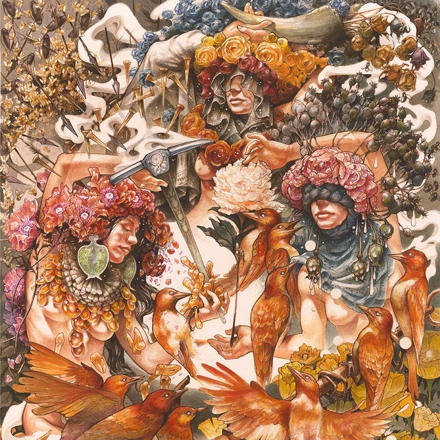 Baroness-Gold-And-Grey