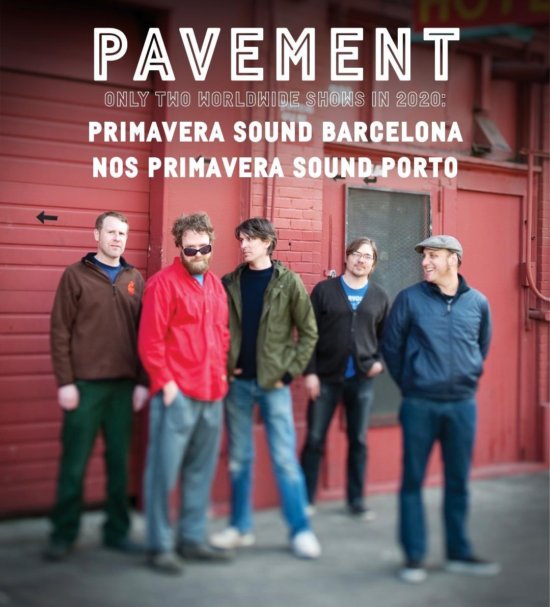Stereogum Best Albums 2020 Pavement Reuniting For Primavera 2020   Stereogum