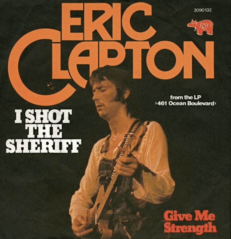 "The Number Ones: Eric Clapton's ""I Shot The Sheriff"" - Stereogum"