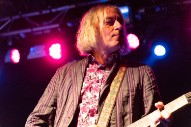 Peter Buck Makes Surprise Appearance For <em>R U Talkin' R.E.M. RE: Me?</em> Podcast Taping At Clusterfest