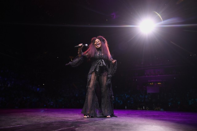 Chaka Khan Does Not Approve of Kanye West's