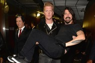 Dave Grohl & Josh Homme Chat About Billie Eilish, Work On New Queens Of The Stone Age Album